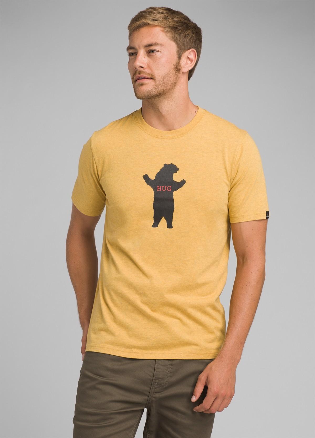 prAna Bear Hug Journeyman Tee Shirt