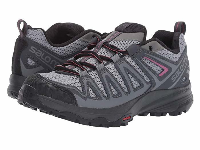 Salomon X Crest Women's Hiking Shoe JRISaXCW