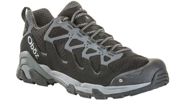 Oboz Men's Cirque Low Waterproof Hiking Shoe