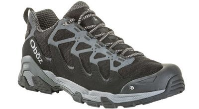 Oboz Men's Cirque Low Waterproof Hiking Shoe