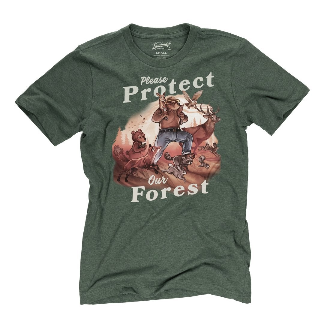 Landmark Project Smokey Bear Tees