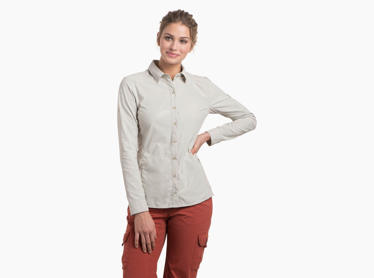 Kuhl Women's Invoke Long Sleeve Shirt