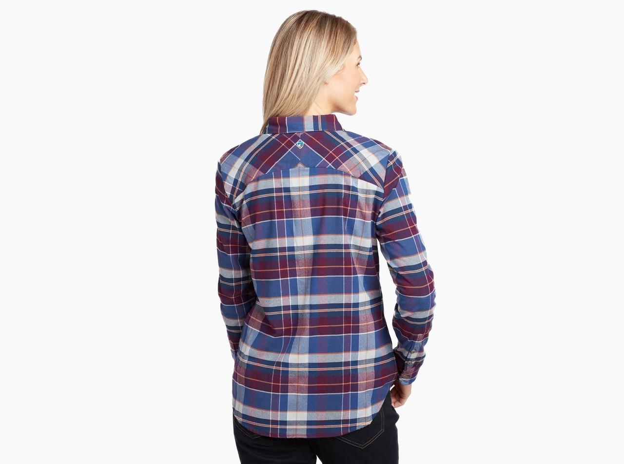 Kuhl Greta Women's Flannel