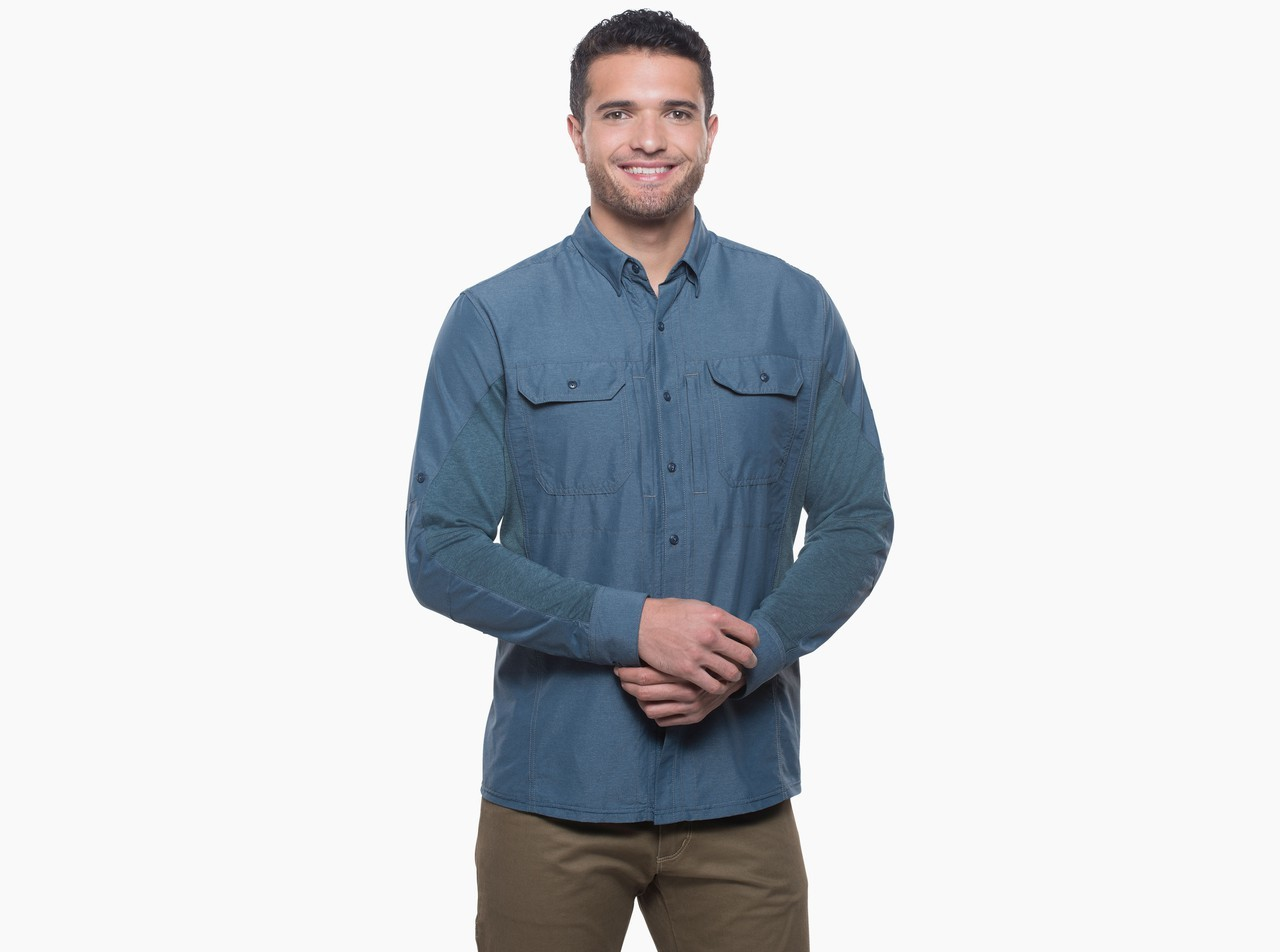 Kuhl Airspeed Long Sleeve Shirt JRIKuASLS