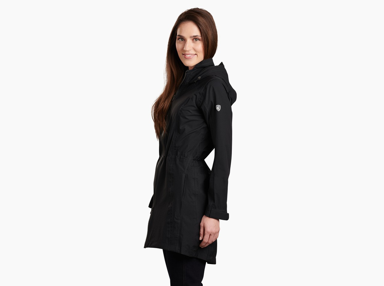 Kuhl Women's Jetstream Trench Rain Jacket