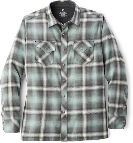 Kuhl Lowdown Men's Long Sleeve Shirt