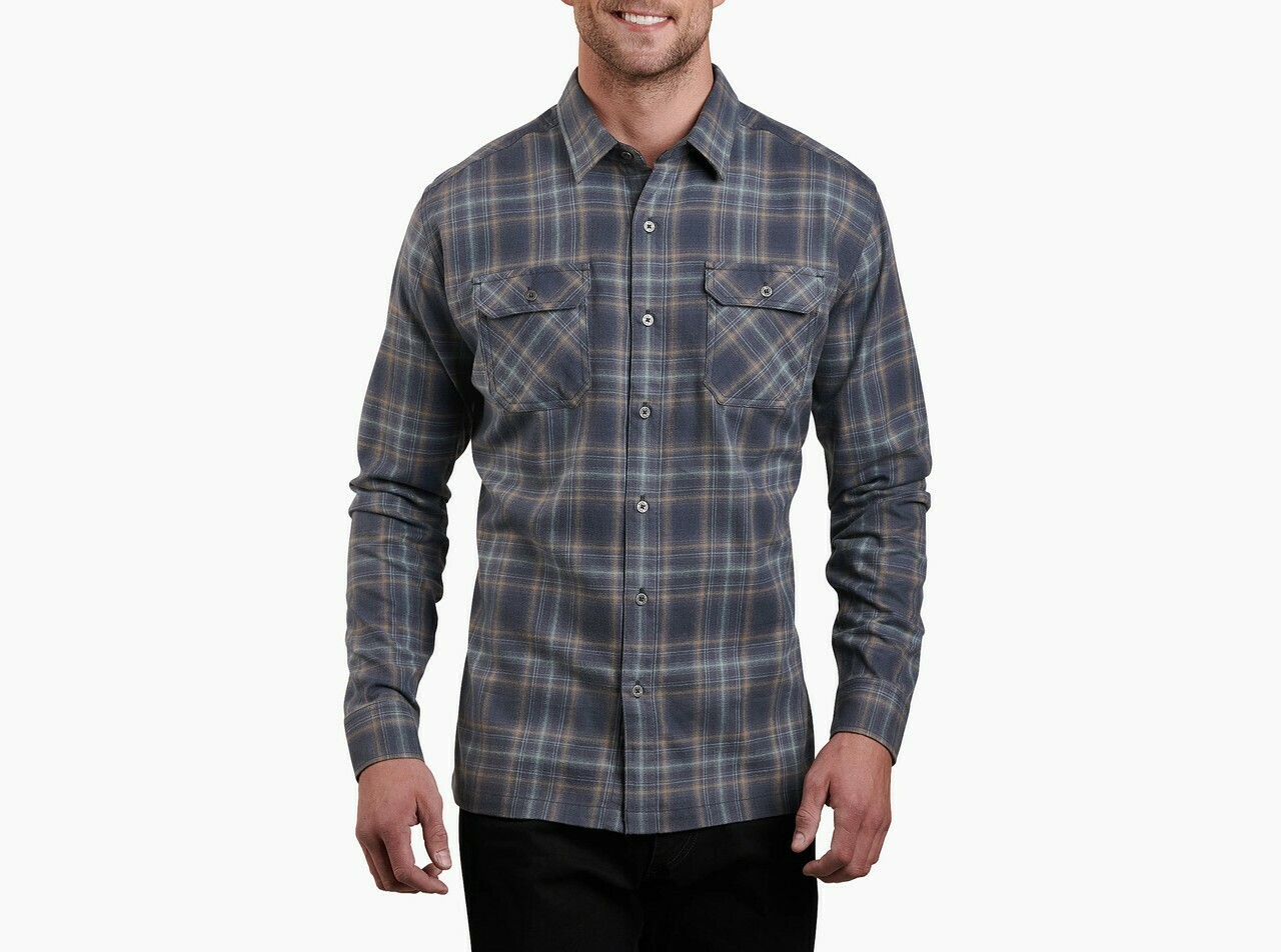 Kuhl Dillingr Men's Long Sleeve Shirt