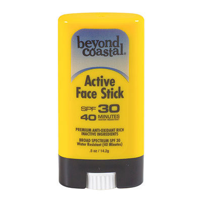 Beyond Coastal Active Face Stick - SPF 30