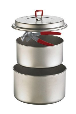 MSR Titan 2 2-Person Pot Set
