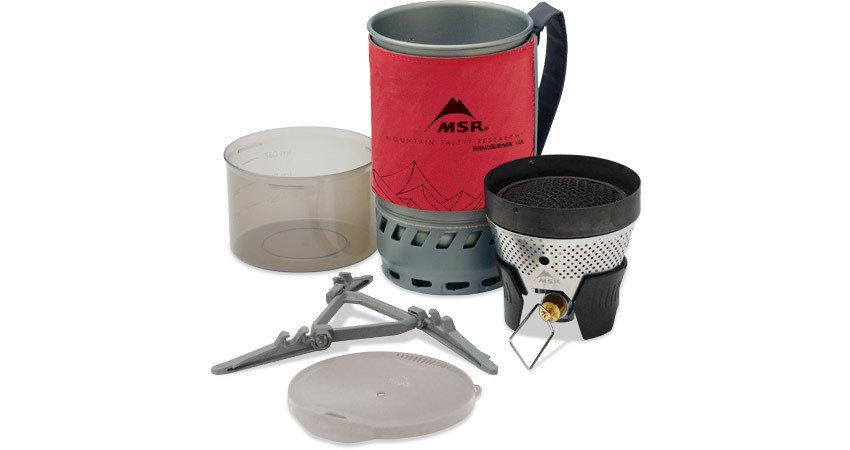 MSR Windburner Personal Stove System JR1msrwbpss