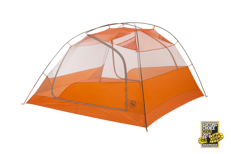 Big Agnes Copper Spur HV UL 4 Tent BACS4tent