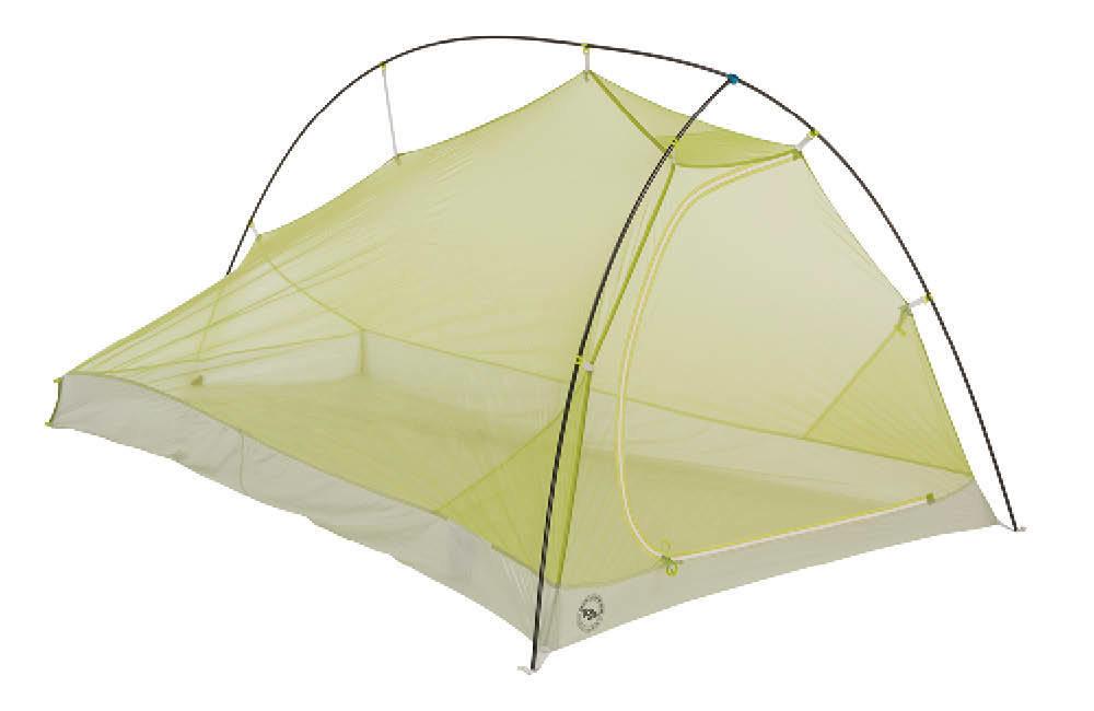 Big Agnes Fly Creek HV 2 Platinum Tent BAFC2plattent