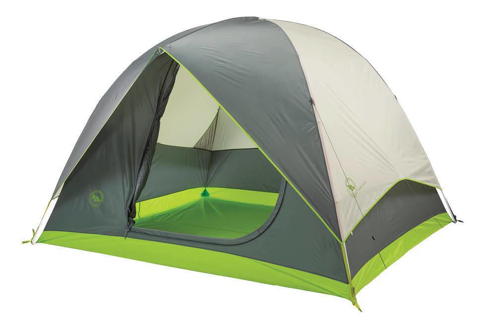 Big Agnes Rabbit Ears 4 - Tent