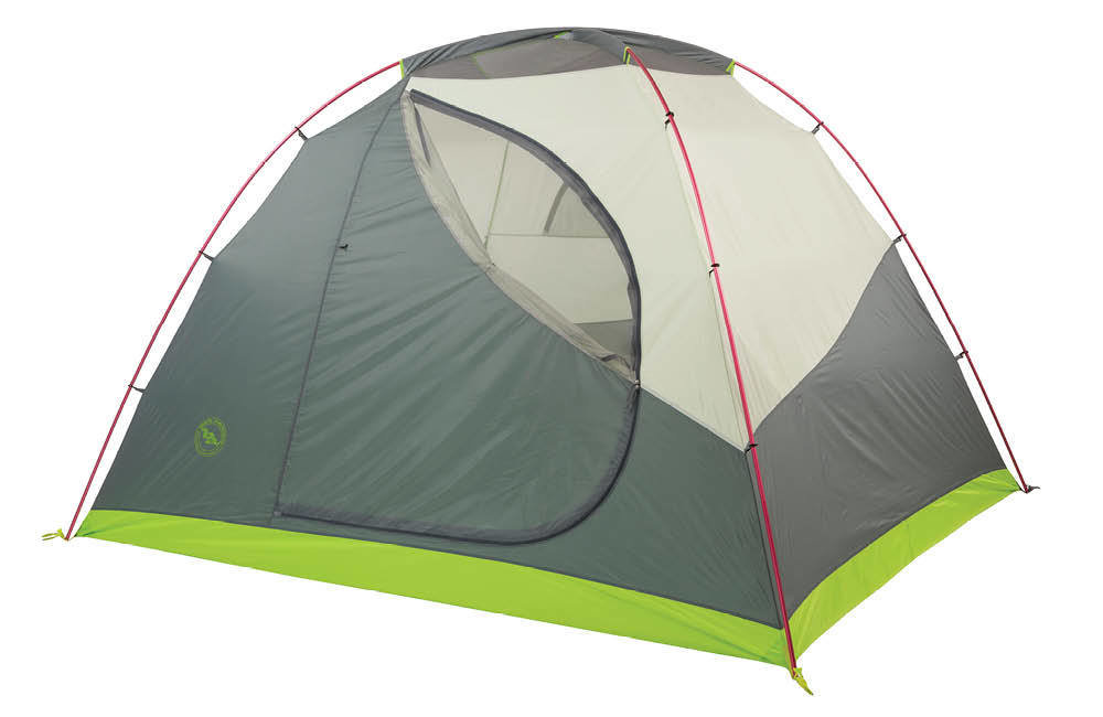Big Agnes Rabbit Ears 6 - Tent JRI1BARE6tent