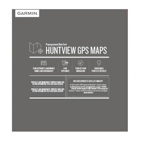 Garmin Huntview Arizona