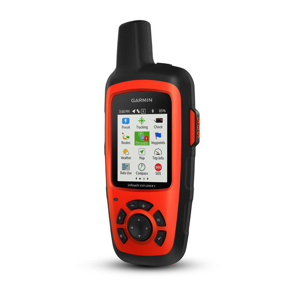 Garmin InReach Explorer+ - Orange