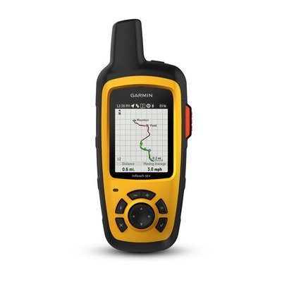 Garmin InReach SE+ - Yellow