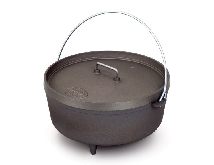 GSI Dutch Oven - 12'' Hard Anodized 4J9V9SP75PPJY
