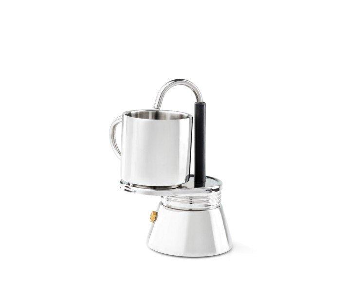 GSI Glacier Stainless Mini Expresso - 1 Cup 723Z9SJ9GGSJA