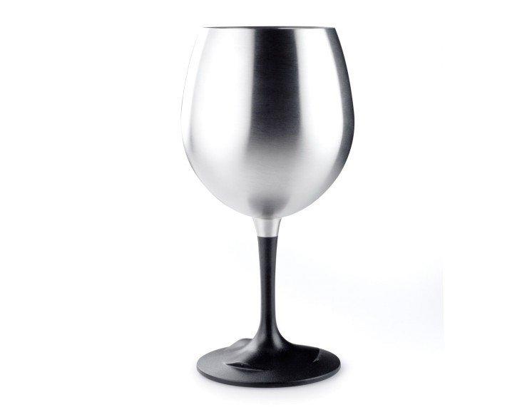 GSI Glacier Stainless Nesting - Red Wine Glass 5AFTKTWDAJ66G