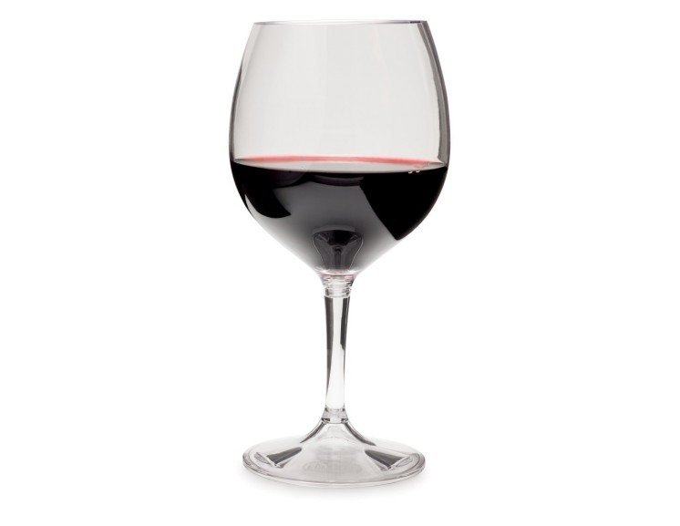 GSI Outdoors Nesting Red Wine Glass 2RX15P6RDZVDP