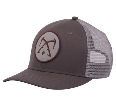 Black Diamond Ice Pick Trucker Hat