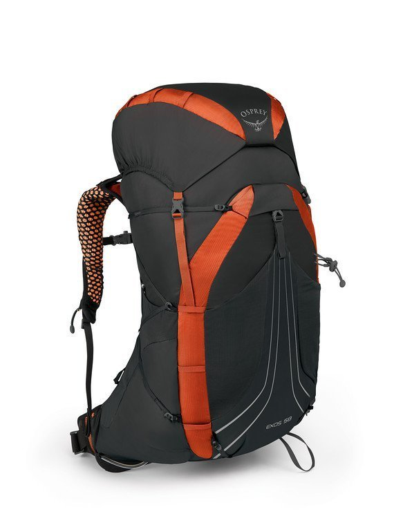 Osprey Exos 58 Ultralight Backpack JR1OsEx58