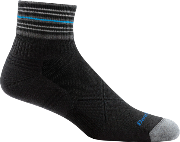 Darn Tough Vertex 1/4 Light Cushion Running Sock