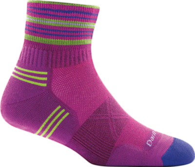 Darn Tough Vertex 1/4 Ultra-Light Women's Running Sock