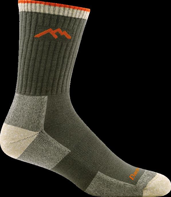 Darn Tough Coolmax® Micro Crew Cushion Hiking Sock