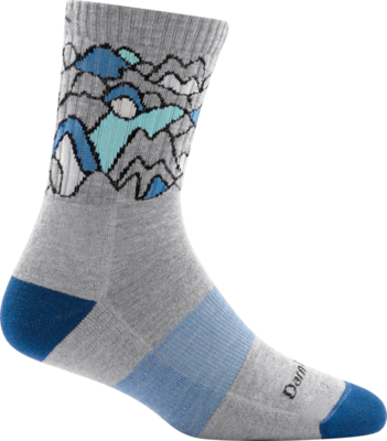 Darn Tough Coolmax® Zuni Micro Crew Cushion Women's Hiking Sock