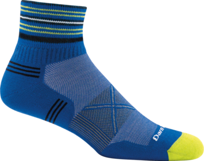 Darn Tough Coolmax® Vertex 1/4 Ultra-Light Cushion Running Sock