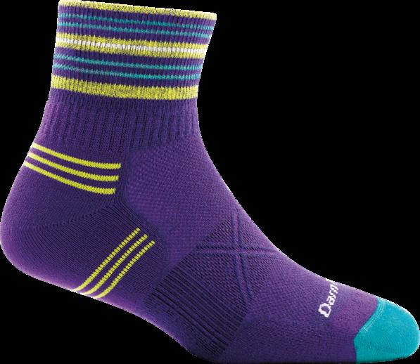 Darn Tough Coolmax® Vertex 1/4 Ultra-Light Cushion Women's Running Sock