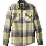prAna Lybeck LS Flannel Shirt PRLLSFS