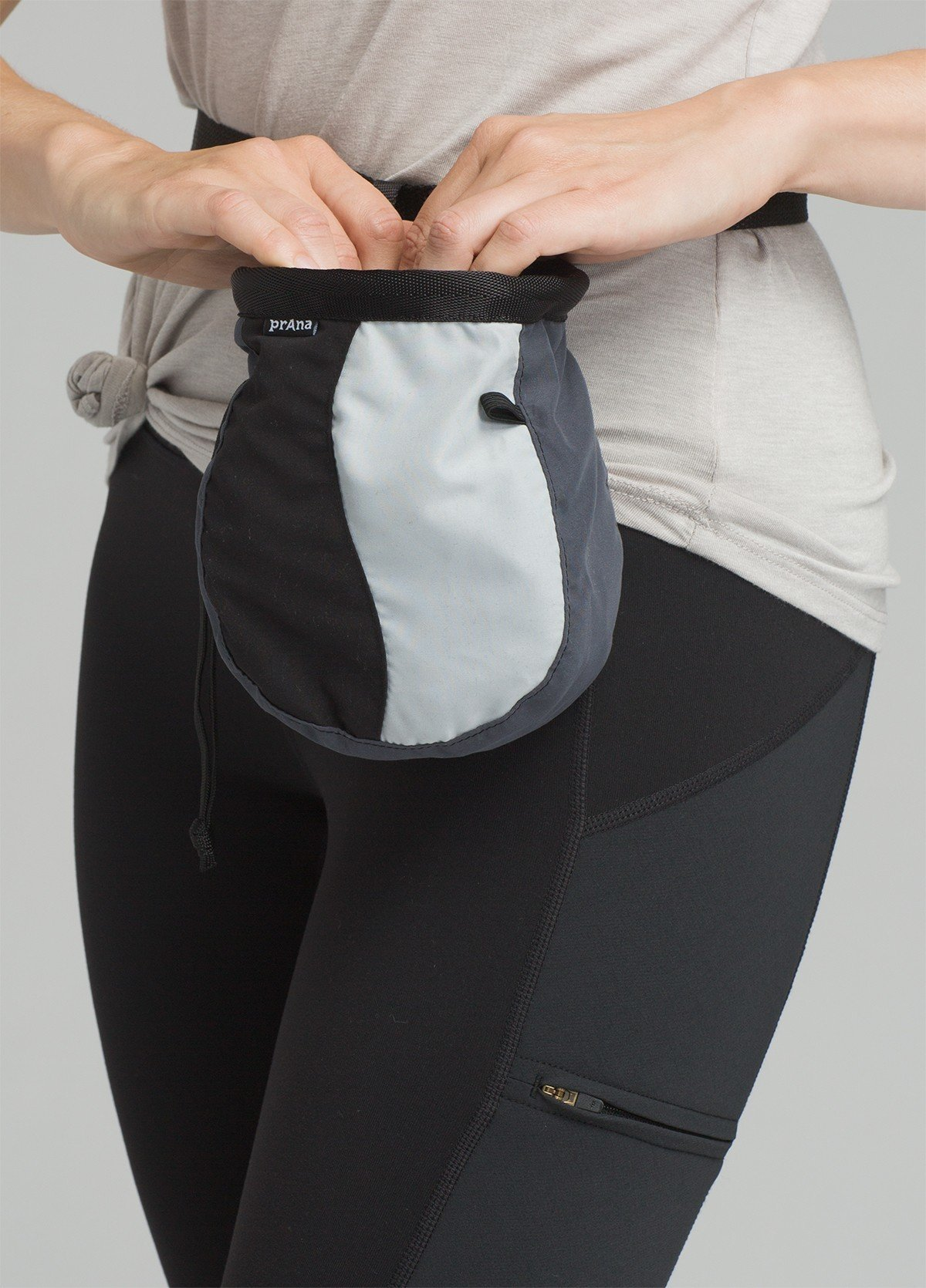 PrAna Geo Chalk Bag W/belt