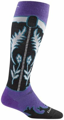 Darn Tough Women's Belle Star Over-the-Calf Light Sock