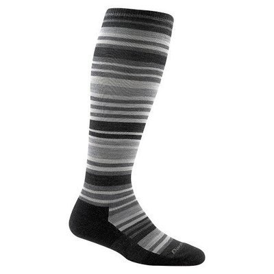 Darn Tough Women's Striped Knee High Light Cushion Sock