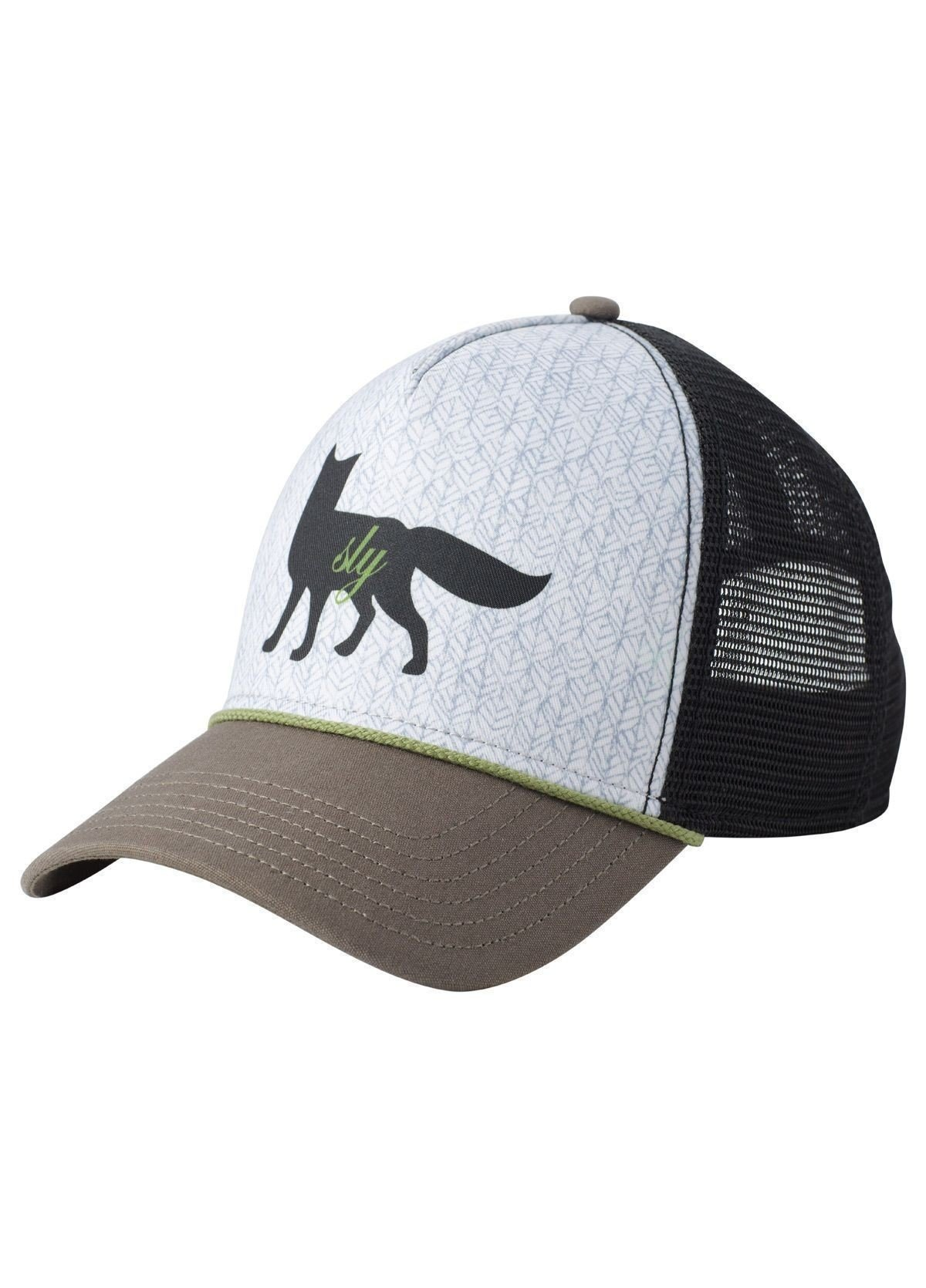 prAna Women's Journeyman Trucker Hat Sly Fox PRFOX