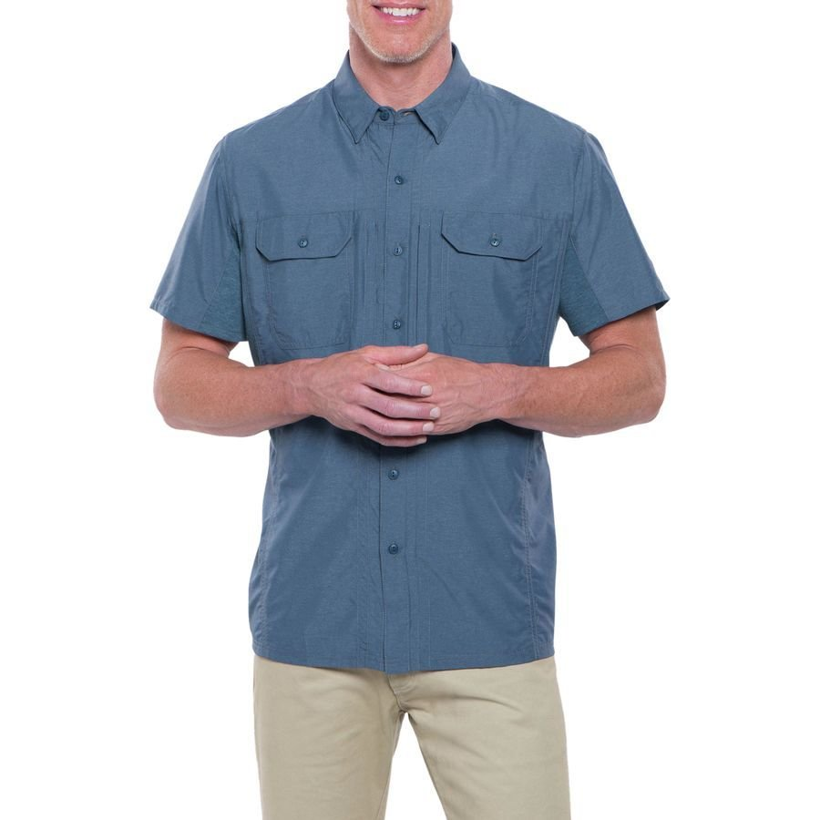 Kuhl Airspeed Men's Short-Sleeved Shirt