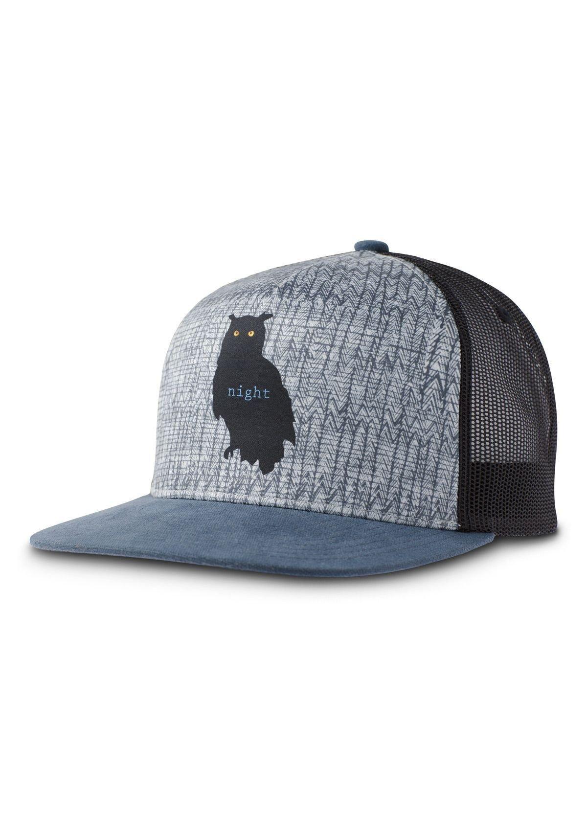 prAna Journeyman Trucker Hat Night Owl PRJMTHowl