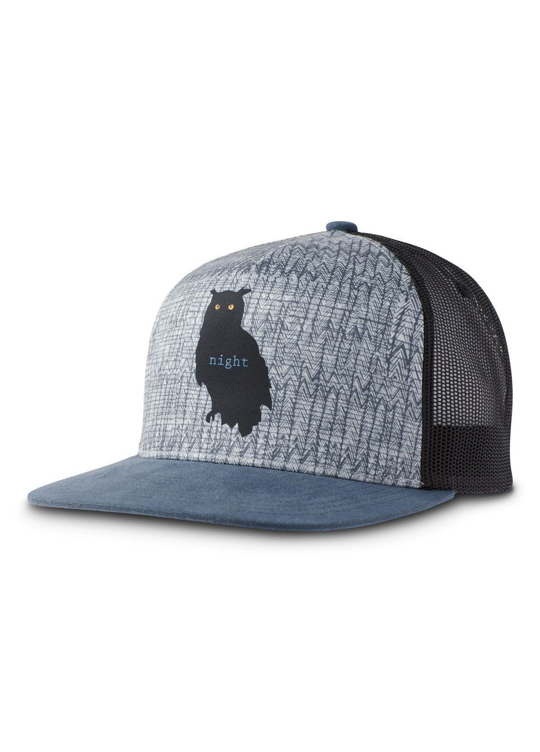 prAna Journeyman Trucker Hat Night Owl