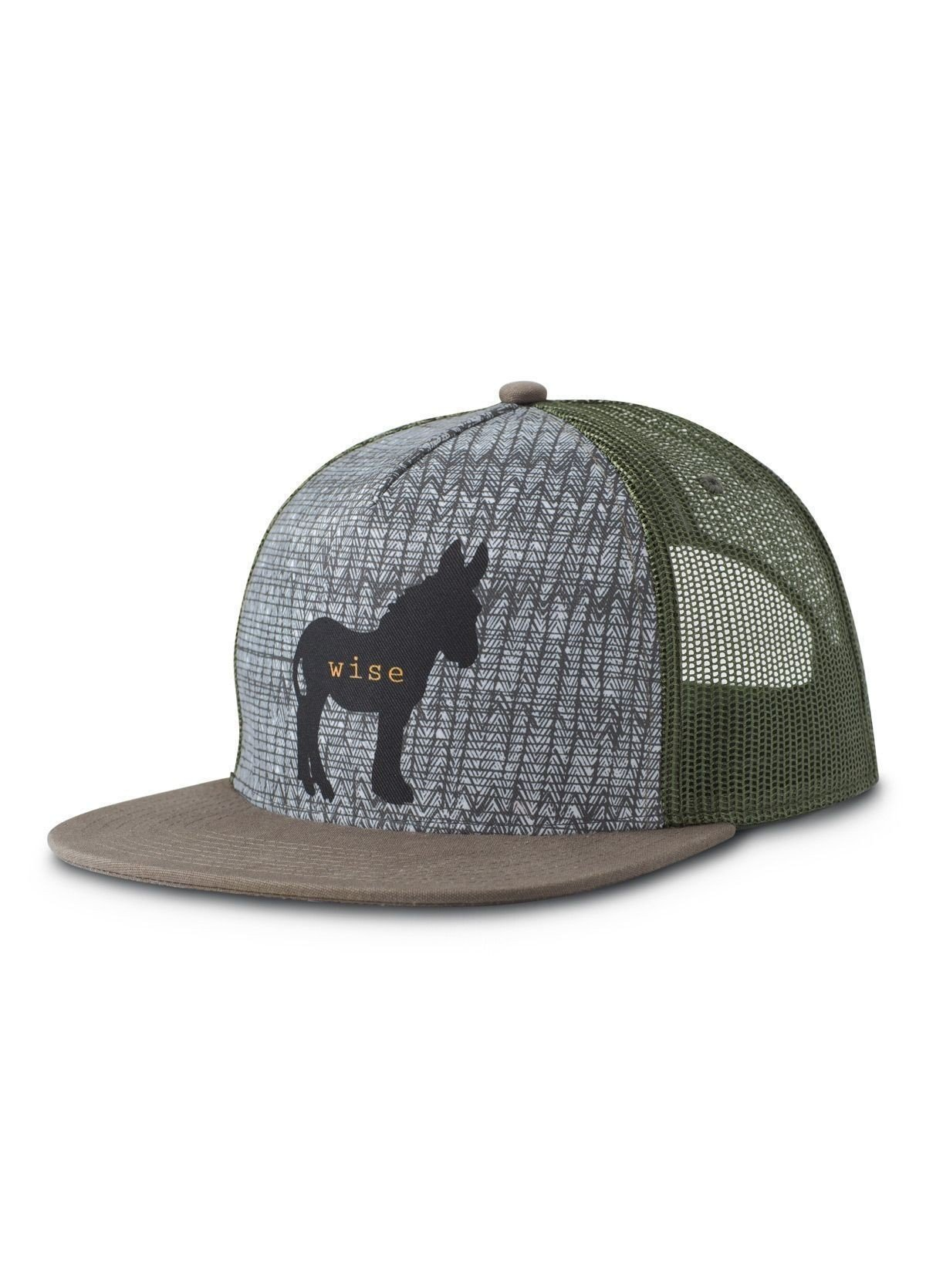 prAna Journeyman Trucker Wise Donkey Hat PRJTCLdonkey