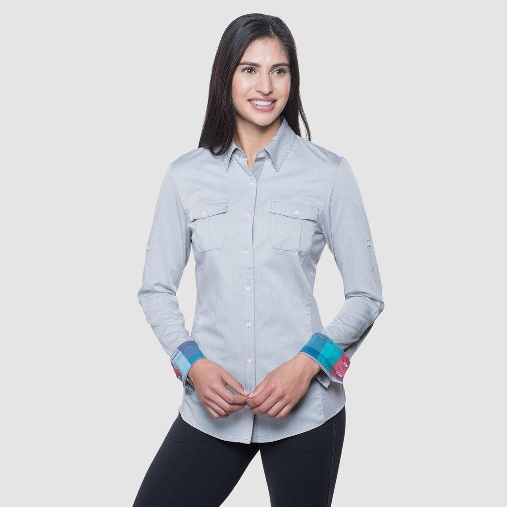 Kuhl Kiley Long Sleeve Shirt JR1KuKilLS