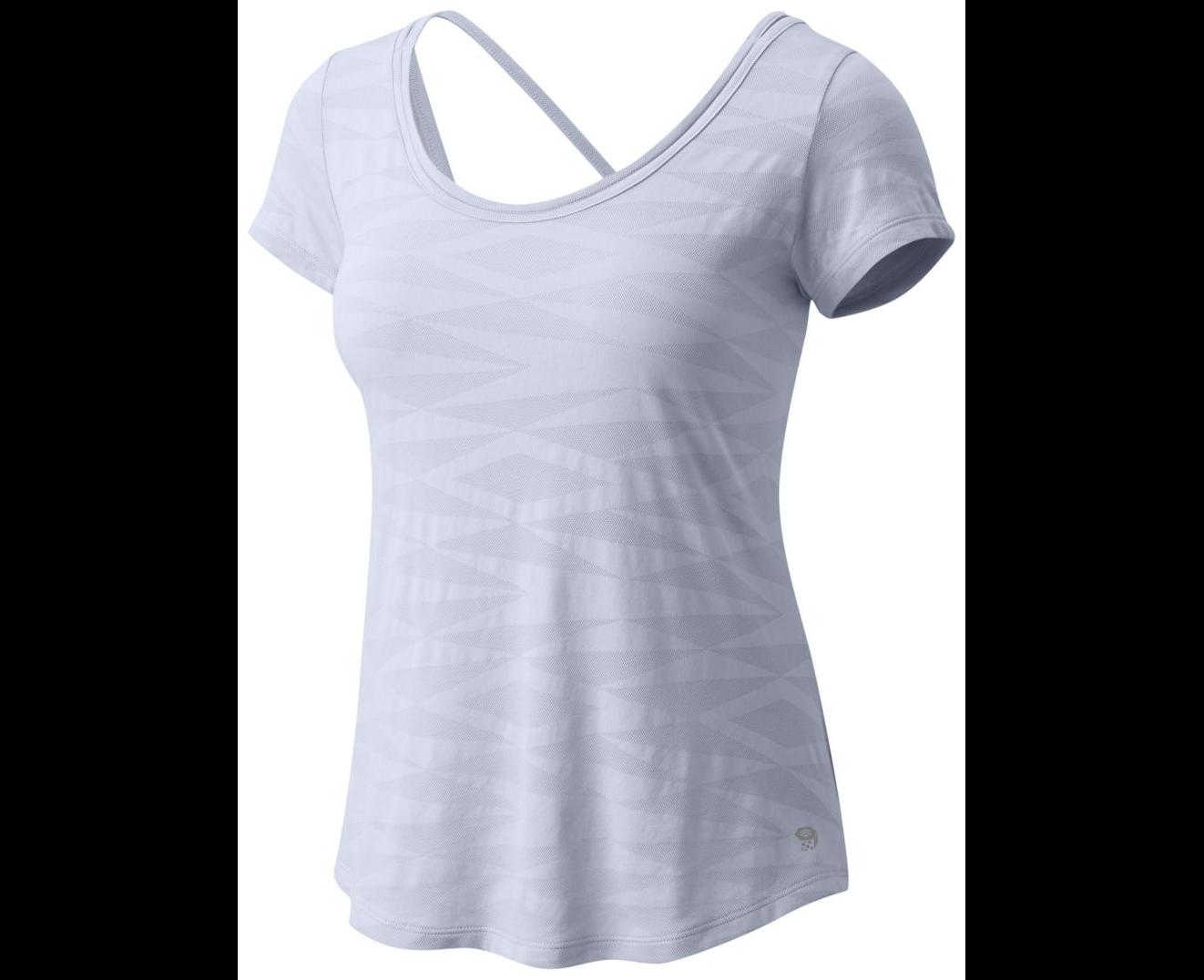 Mountain Hardwear Breeze VNT Short Sleeve Tee JR1MHBress
