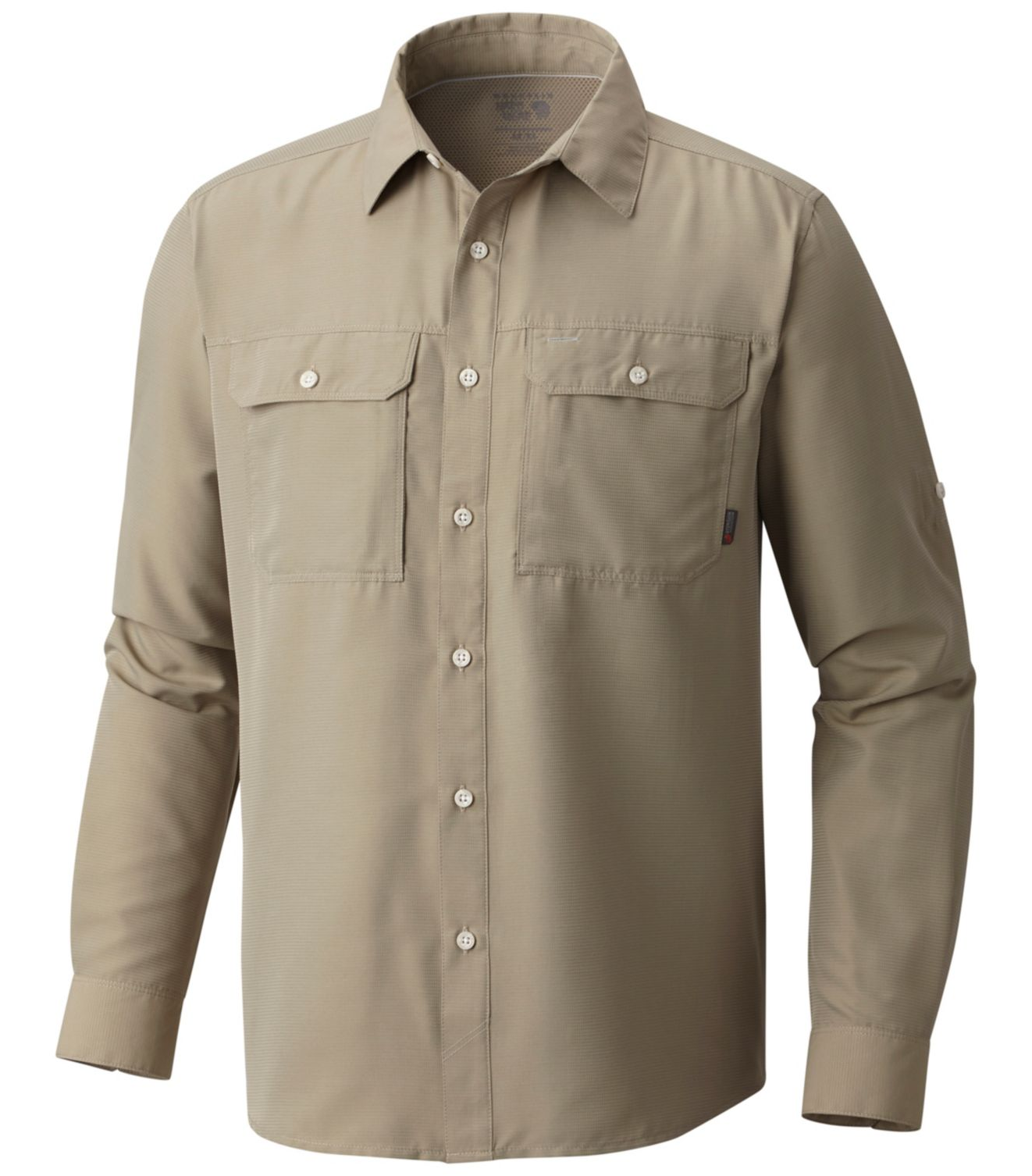 Mountain Hardwear Men's Canyon Long Sleeve Shirt JR1MHCanLS