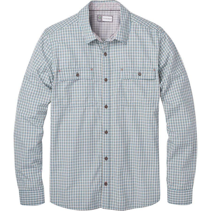 Toad&Co Debug Eddyline Long Sleeve Shirt