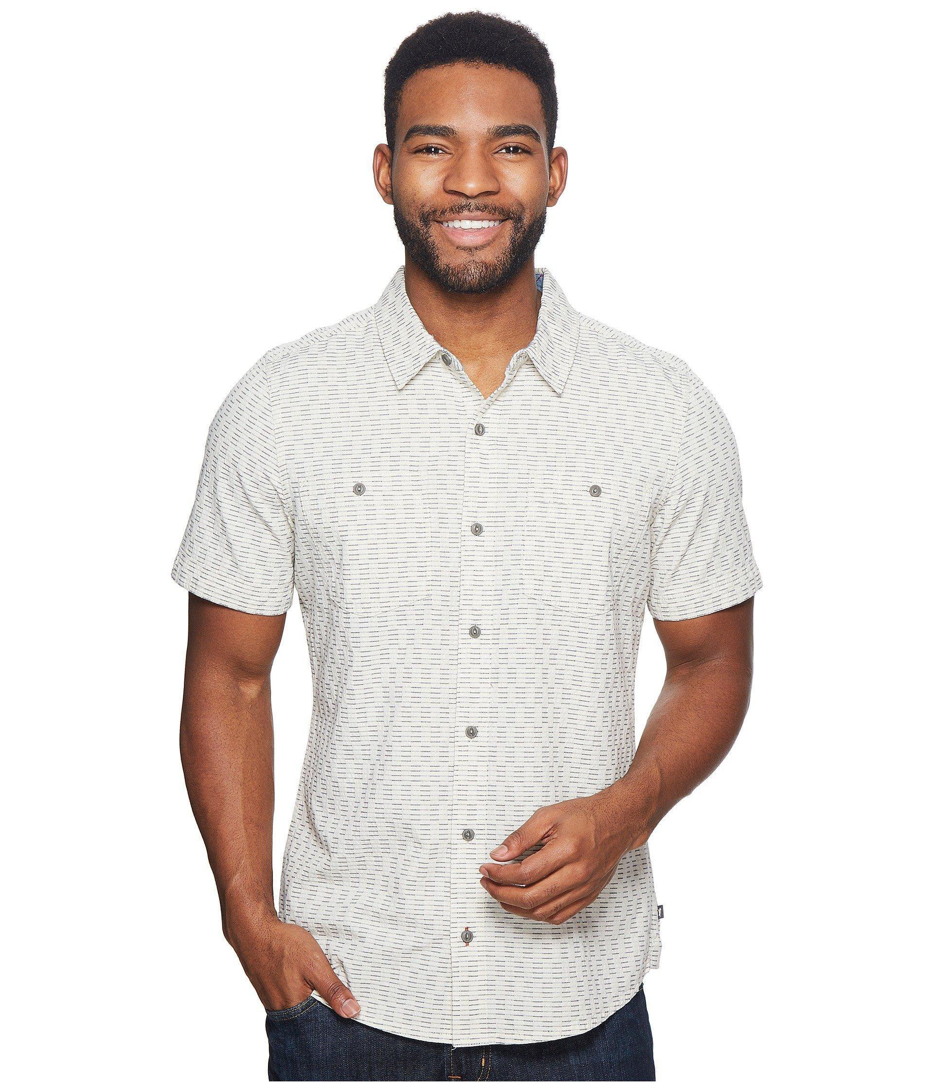 Toad&Co Harris Short Sleeve Slim Shirt JRI1TCHSx4