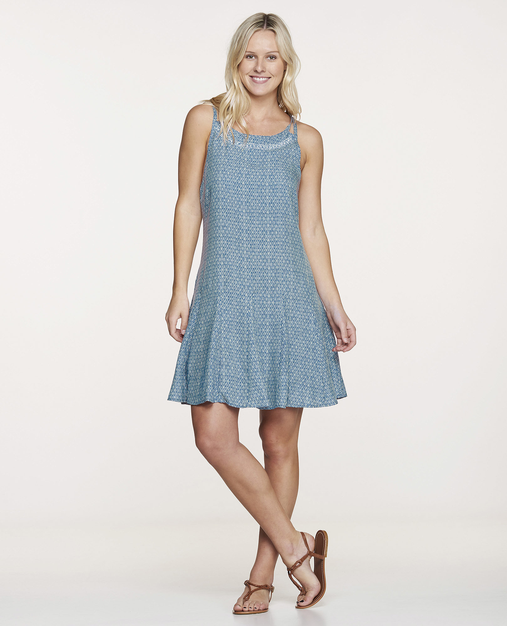 Toad&Co Windsong Strappy Dress JRI1TCWSD