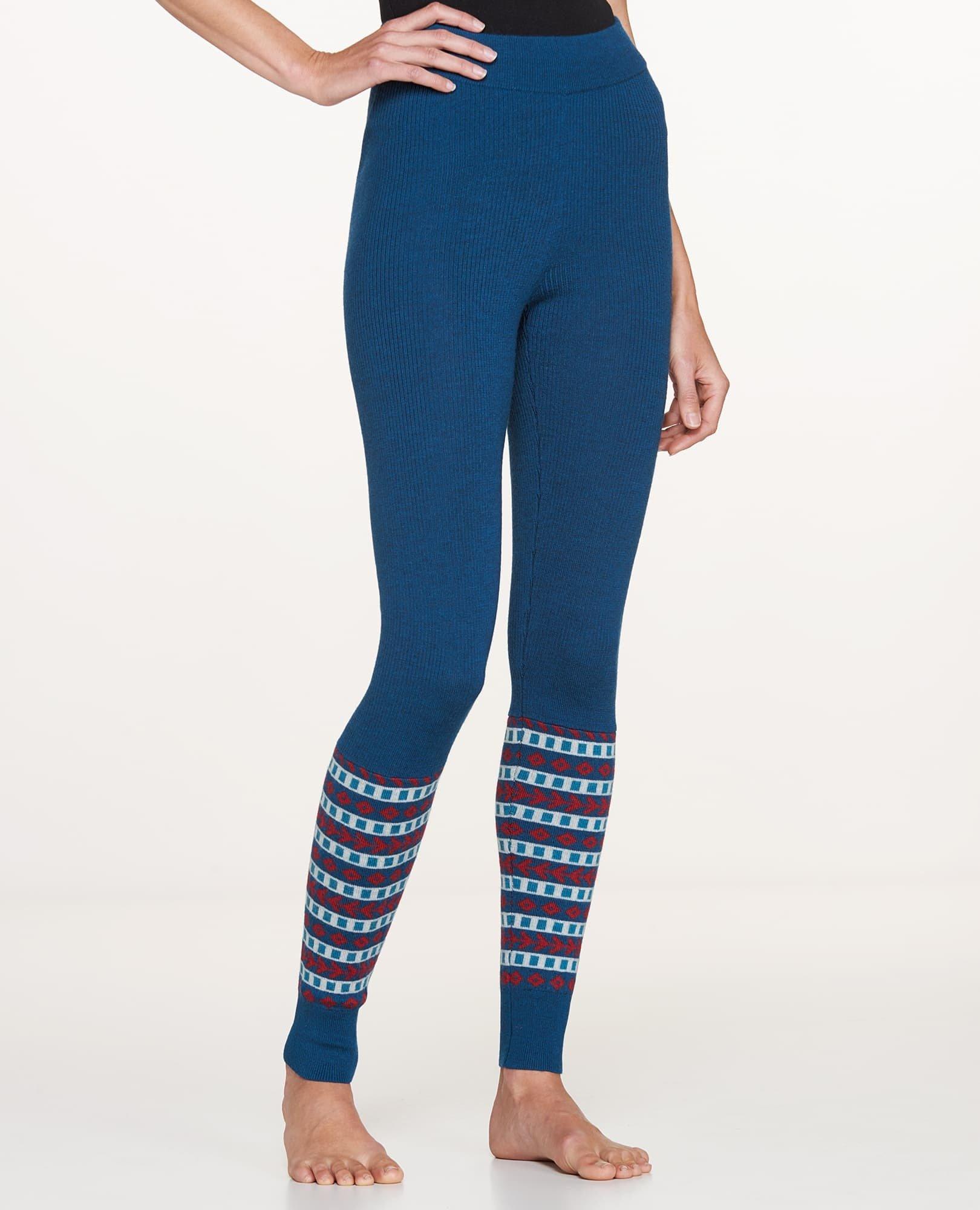 Toad&Co Shire Sweater Legging JRI1TCSSL