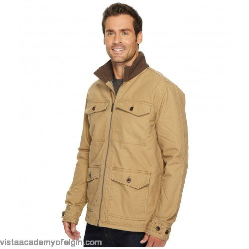 Toad&Co Carver Canvas Coat